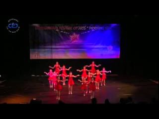 "Merengue Dance ""Bla bla bla"" -  Mega Show  NDK"