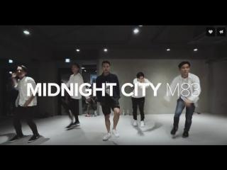 1MILLION Dance Studio Midnight City - M83 - Junsun Yoo Choreography