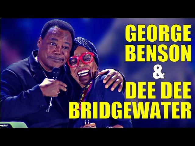 George Benson Dee Dee Bridgewater - JazzOpen Stuttgart 2017