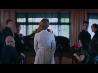 Riverdale / Ривердейл - Речь Шерил на похоронах брата (Отрывок)