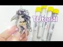 Polymer clay tutorial Videa storia di Jady