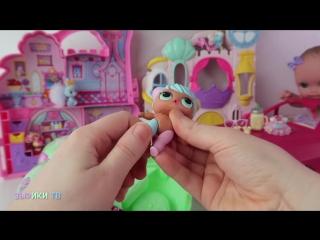 Куклы  LOL Surprise Куколки ЛОЛ