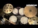 Meinl 18 Byzance Vintage Trash Crash Cymbal - Played by Matt Garstka (B18TRC-1090314P)