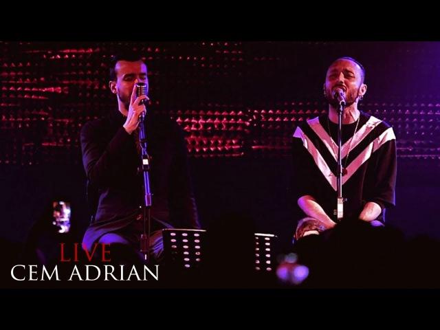 Cem Adrian Mabel Matiz Geçti Dost Kervanı Live