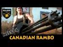Meet Canadian Rambo Wakaliwood @ Fantasia 2017