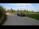 Прицеп для квадроцикла ATV-PLUS с Манипулятором