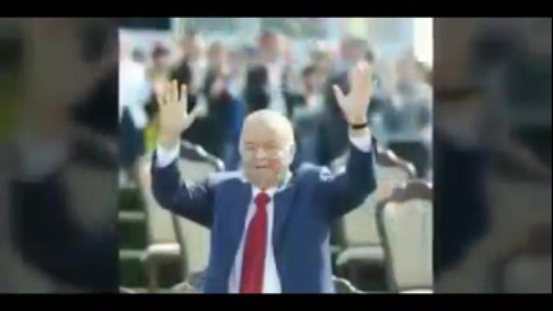 O`zbekiston birinchi prezidenti Islom Karimov Abdug`anivichning 30 yanvar tavallud ayyomiga bag`ishlangan video