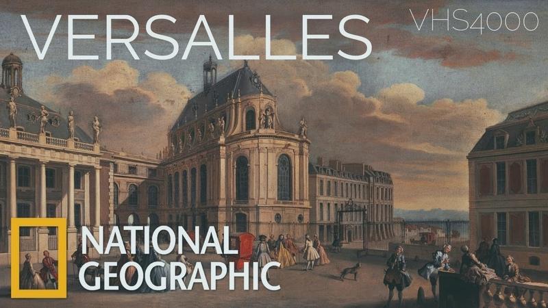Patrimonio de la humanidad, Versalles, documental en Español de National Geographic.