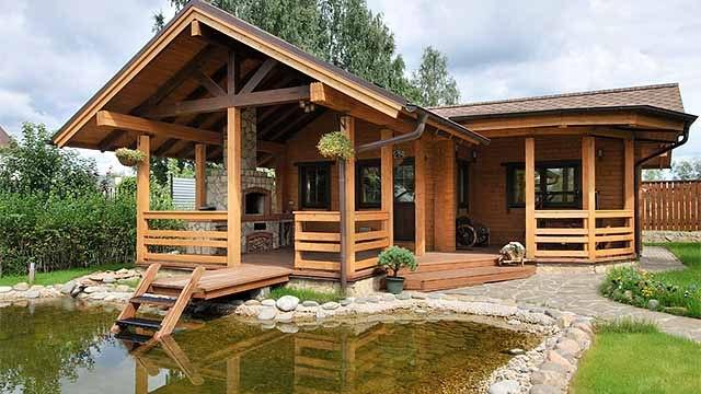 Собираетесь строить баню на даче?, изображение №7