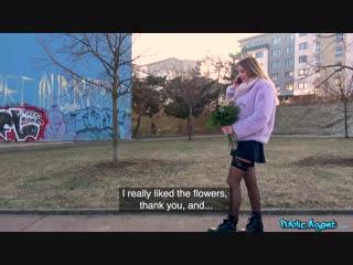 [PublicAgent] Marica Chanelle - Valentines Day Indecent Proposal New Porn 2019