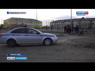 Россия-1 Нарьян-Мар HD Мотоциклы несовершеннолетних владельцев оказались на штра