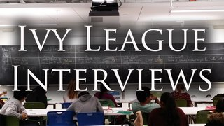 The Ivy League Interview Process l My Harvard Interview Experience