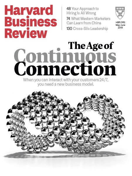 Harvard Business Review USA 05.06 2019