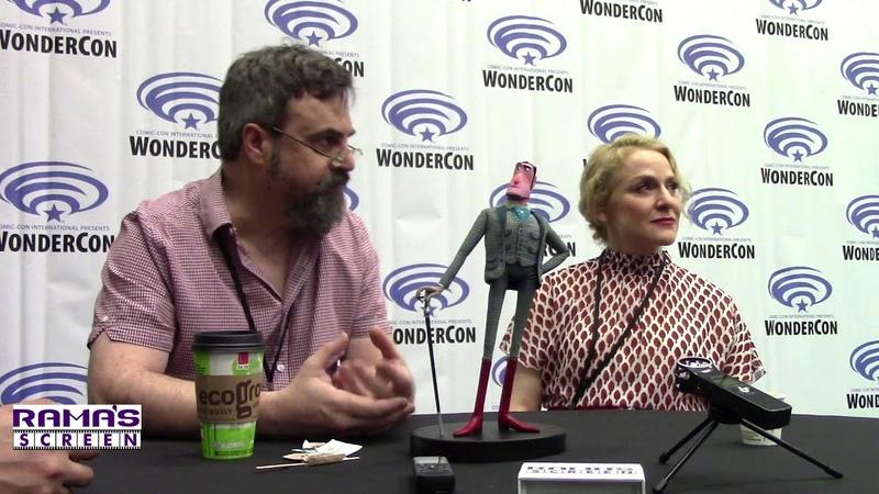 WonderCon '19 John Craney Arianne Sutner on Laika's New Movie 'MISSING LINK'