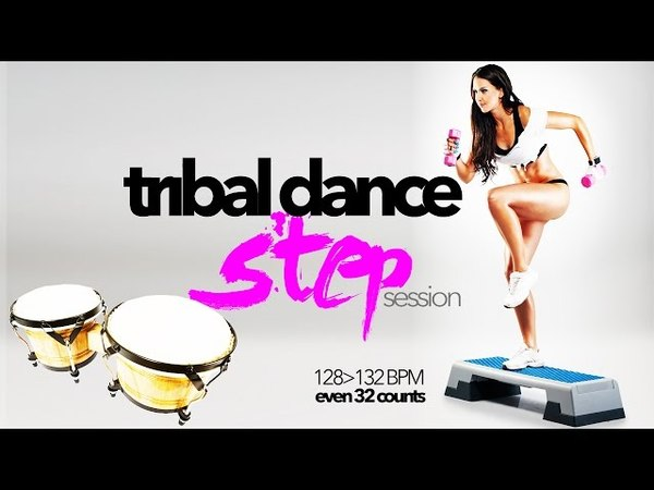 Hot Workout Tribal Dance Step Session 128 132 BPM 32 Count WMTV