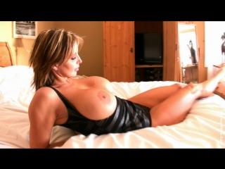 Brandy Robbins - Sunshine Silver 1 - сочная голая пышка и ее большие натуральные сиськи, секс модель не порно