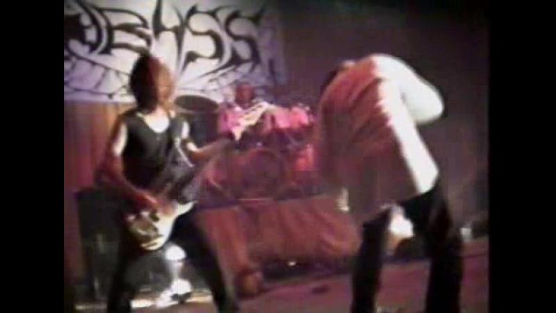 ABYSS концерт в ДК Космос 12 09 1997