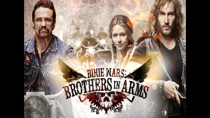 Байкеры Братья по оружию 5 серия Bikie Wars Brothers in Arms
