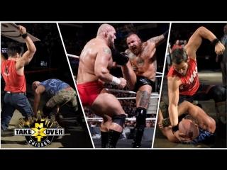 [Wrestling Ukraine]Highlights]WWE NXT TakeOver: Chicago II]