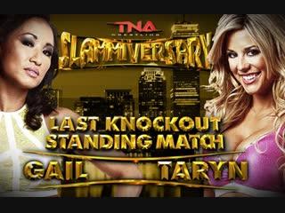 Wrestling online - gail kim vs taryn terrell - slammiversary xi (стрим #54)