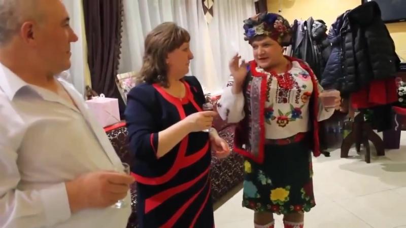 Одесская тамада порвала всех на корпоративе! Люди падали со смеху со стульев )