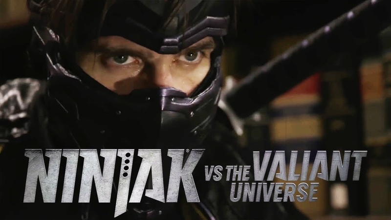 Ninjak Vs The Valiant Universe Episode 2
