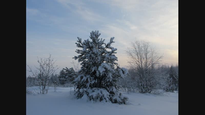 Зимняя сказка в местечке Чернуха г Беломорск