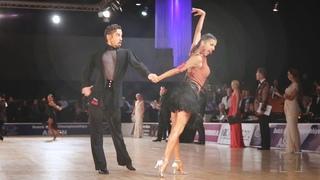 Alexander Chernositov - Arina Grishanina (USA)   Assen 2017 - WDC AL LAT - SF C
