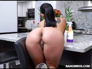 MyDirtyMaid Julz Gotti - Juicy Thick Latina Cleaned My House and Cock () rq