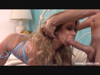 Farrah Dahl  [Mature, MILF, анал Big Dick, Blowjob, Anal, зрелая,секс,порно,POV]