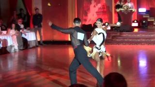 Chernositov Alexander -  Grishanina Arina Final Presentation Royal Cup 2018