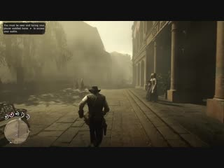 Red dead redemption 2 - dropping feminist to hell  killing the devil
