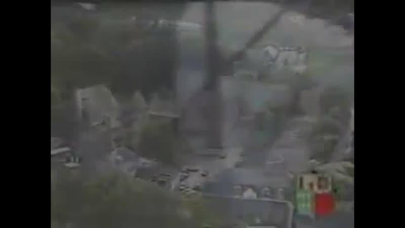 Программа передач и конец эфира (ETB 1 [г. Бильбао, Испания], 28.11.1992)