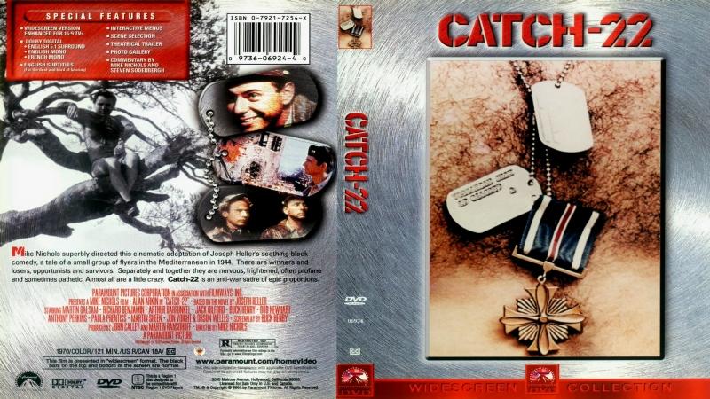 Уловка 22 Catch 22 1970 Перевод ДиоНиК