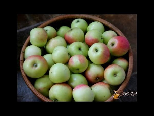 Маринованные яблоки на зиму моб