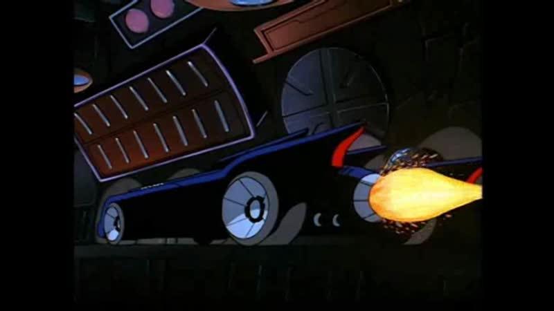 Бэтмен / Batman: The Animated Series / (1992 – 1995) 1 сезон 11-20 серии