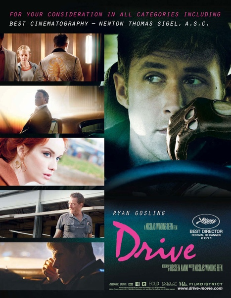 Drive & Driven - James Sallis