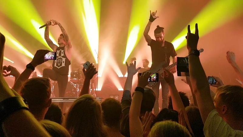 Our Last Night live@Patronaat Haarlem 28th October 2018