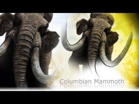 Primeval - Mammuthus columbi