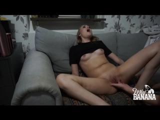 MissBanana - Swedish Girl Gets Fucked [Amateur, Teen, Pussy Fuck, Blowjob, Facial]
