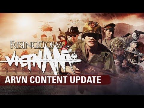 Rising Storm 2 Vietnam ARVN Update Launch Trailer