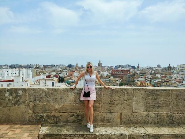 Аня Губайдуллина: Валенсия