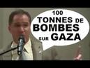 «Tsahal est une Organisation Terroriste » Fils d'un Général Sioniste Bonus M. Habib , BHL