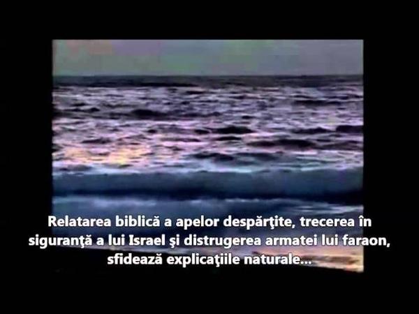 Trecerea Marii Rosii - exista dovezi ale relatarii biblice?