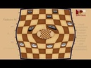 Tokusarov I. (RUS) - Fedorov M. (RUS). World_Russian Checkers_Men-1996.