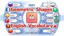Ders Geometrik Şekiller Resimlerle İngilizce Kelime Tercümanı Kelime Kitabı