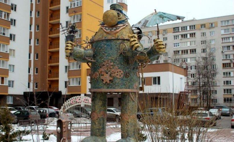 Необычные достопримечательности Нижнего Новгорода