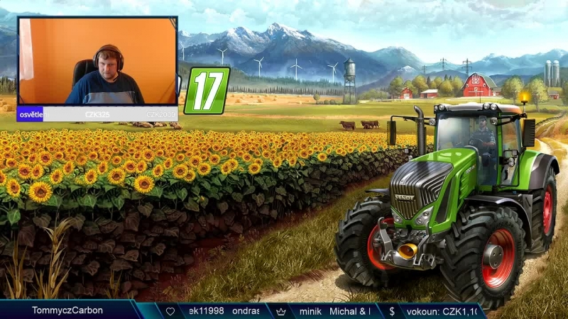 CZ Farming simulator2017 stradovV2edit