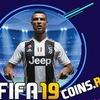 Монеты FIFA 19 / Купим монеты