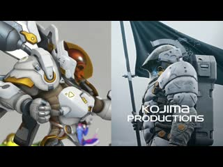 I think there might be some Kojima fans over at Blizzard